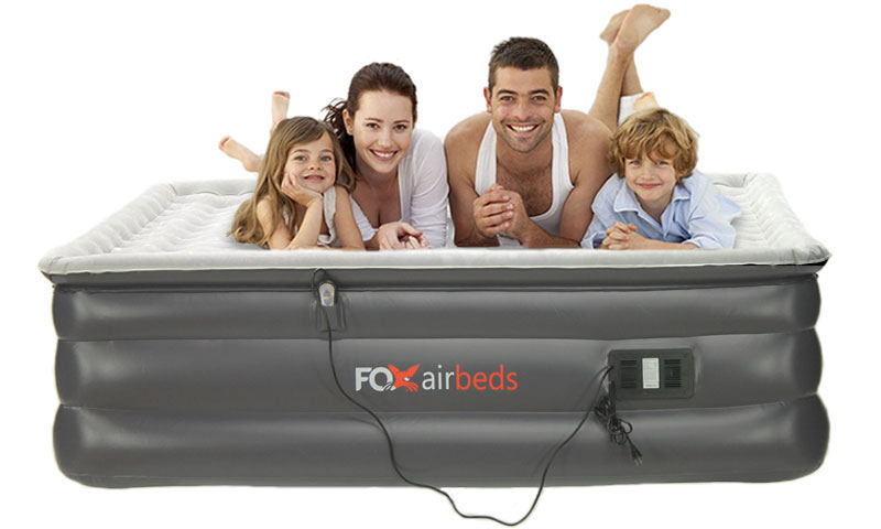 best self inflating air mattresses built in pumps included