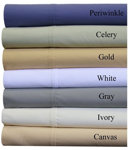 Abripedic Crispy Percale Sheets