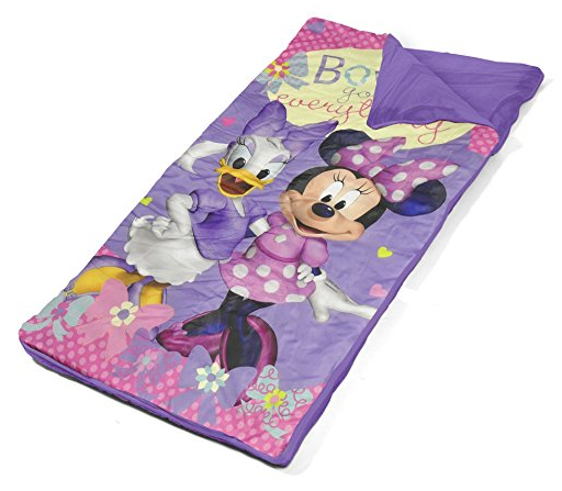 Disney Minnie Mouse Slumber Bag Set