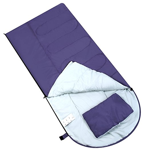Enkeeo Camping Sleeping Bag