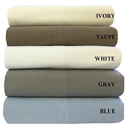Heavyweight Flannel 100% Cotton Sheet Set