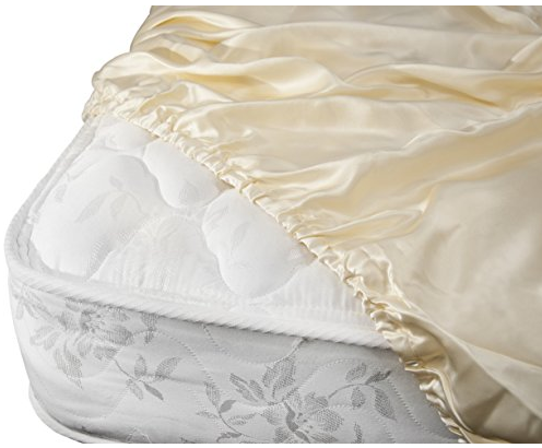 Aus Vio 100-Percent Silk Fitted Sheet