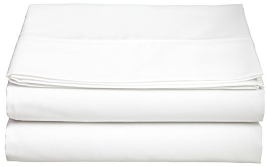 Cathay Luxury Silky Soft Polyester Single Flat Sheet