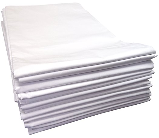 Linteum Textile TWIN FLAT SHEETS 180 Thread Count