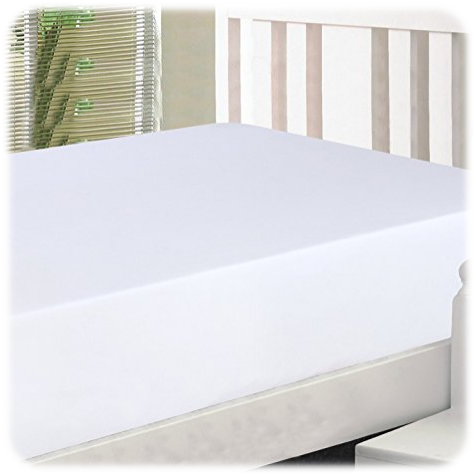 Utopia Bedding Cotton Sateen Fitted Sheet