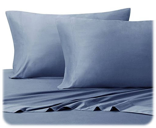 Silky Soft bed sheets 100% Rayon from Bamboo Sheet Set