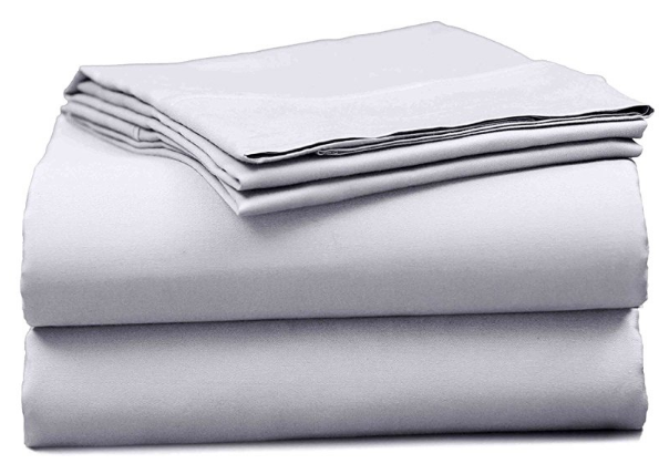 EL&ES Bedding Collections 1000 Thread Count Bedspread 100% Cotton Sheet Set