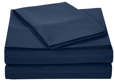AmazonBasics Twin Microfiber Sheet Se