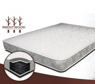 Brentwood Intrigue 7-Inch Quilted Inner Spring Mattress