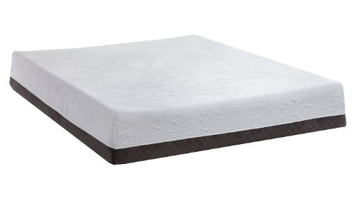 Sealy Posturepedic Optimum Inspiration Gel Memory Foam Mattress