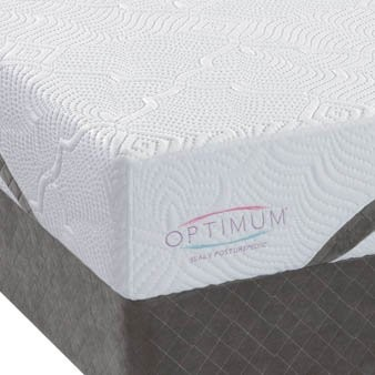 Queen Sealy Optimum Latex Dreams Mattress