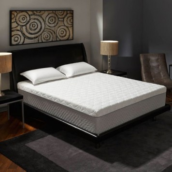 Novaform 13 Rhythm Queen Memory Foam Mattress
