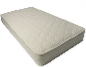 Naturepedic Organic Quilted Deluxe 1-Sided Mattress