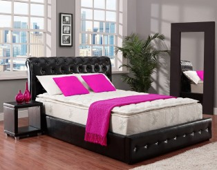 Signature Sleep 13 Independently Encased Coil Mattress