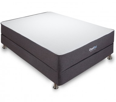Classic Brands 10.5-Inch Cool Gel Ventilated Memory Foam Mattress