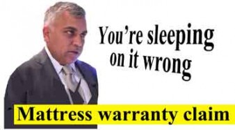 Mattress-warranty-claim
