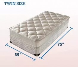 Best Twin Size Mattress Review A Mattress For A Bunk Bed