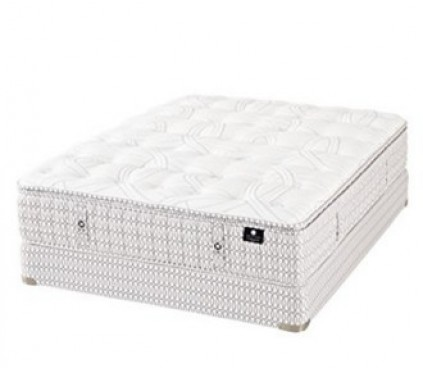 Hotel Collection by Aireloom Vitagenic Latex Luxetop Luxury Firm HL Mattress