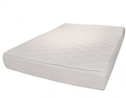 Rio Home Fashions 10-Inch Top Quilted Memory Foam Mattress California